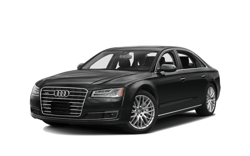 Campbell Premier Fleet - Audi A8L Luxury Sedan