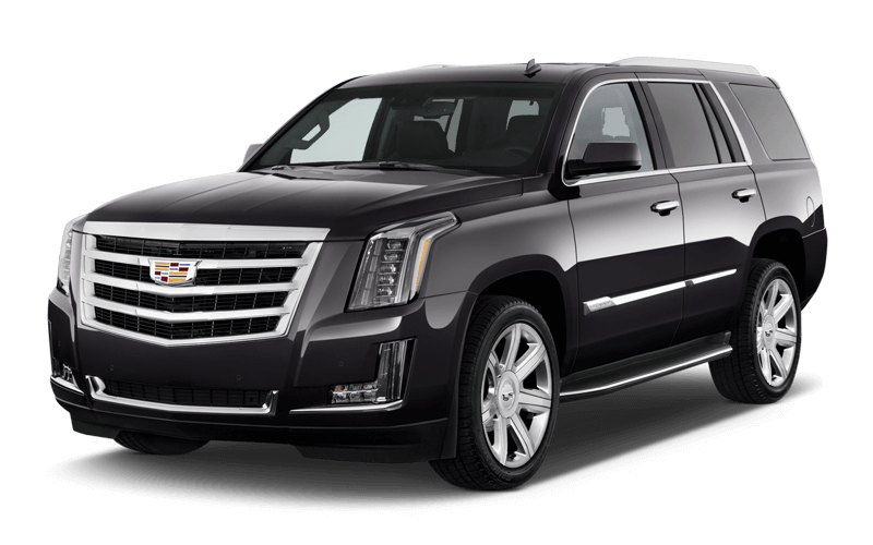 Campbell Premier Fleet includes - Cadillac Escalade
